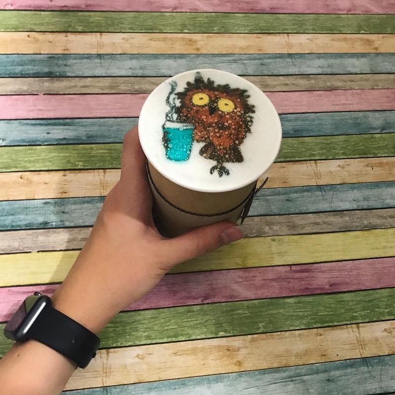 скидка онлайн кофе ярославль